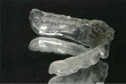 スプリント療法画像