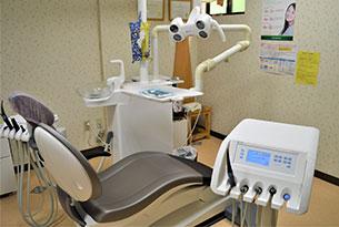 診療室画像